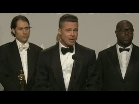 Brad Pitt Discusses 12 Years A Slave