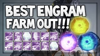 "Destiny : ""Easy Legendary Engrams"" Best Engram Farm In 2015 ""Easy Armour"" (Best Farm)"