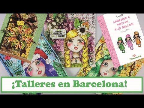 ¡Nuevos talleres en Esplugas de Llobregat, Barcelona!