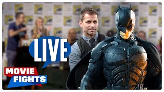 COMIC-CON MOVIE FIGHTS 2019: Best Batman Movie + The Snyder Cut