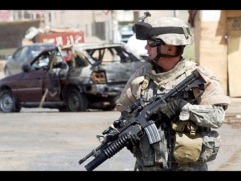 Both Sides In Iraq Hate American Troops