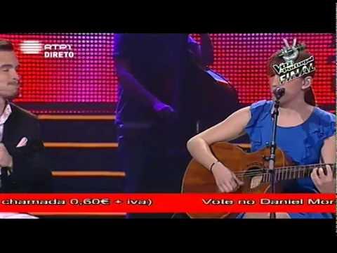 "A Voz de Portugal - Final - Daniel Moreira e Luísa Sobral - ""Xico"""
