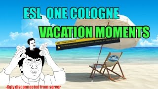 ESL VACation Moments!
