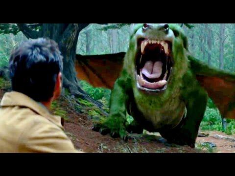 Pete's Dragon Movie 2016 || A Walt Disney's Movie
