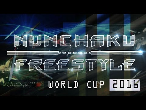 Nunchaku Freestyle World Cup 2016 - Russia - VAN3D