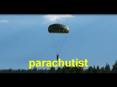 Hazardous skydiving Laskuvarjohyppy menee metsään! Jämi fly in 2014