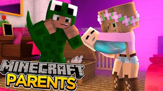 Minecraft Parents : LITTLE KELLY AND LITTLE LIZARD