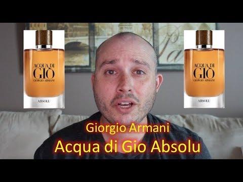 Giorgio armani absolu