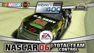 NASCAR 06: Total Team Control: Race 27/36 [MB2 Motorsports] - MBNA Racepoints 400 (Chase Race 2)