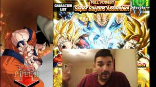 Dragon Ball Z Dokkan Battle - Welcome Back RobMyThoughts!?