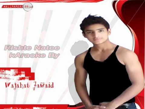 Instrumental Karaoke- Rishtee- Natee-De -Dana- Dan --Rahat fateh...