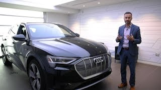 2019 Audi E-Tron - All Electric - Review & First Drive