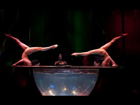Zumanity by Cirque du Soleil - Waterbowl Act