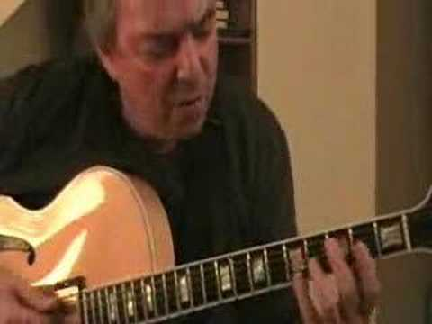 Jack Wilkins Master Class - Chord Solos clip 2