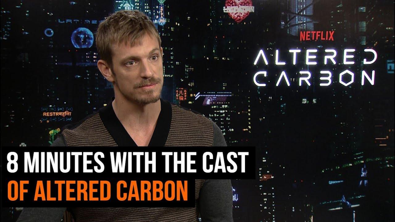 Altered Carbon TV Series 2018   Full Cast amp Crew  IMDb