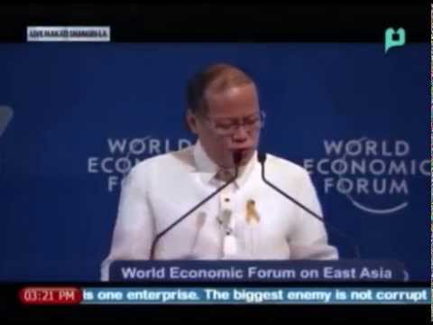 [Pt. 08] 23rd World Economic Forum on East Asia: Speech of PNoy, PM Nguyen, Pres. Yudhoyono et al