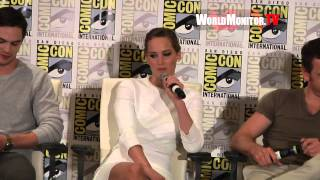 Jennifer Lawrence Hilarious Response at