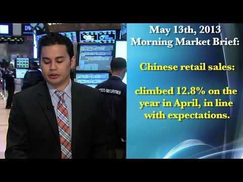 Nikkei soars & U.S. retail sales rise