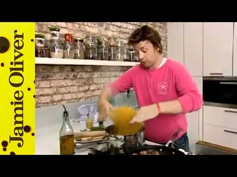 Jamie Oliver's meatballs and pasta -  Ministry of Food