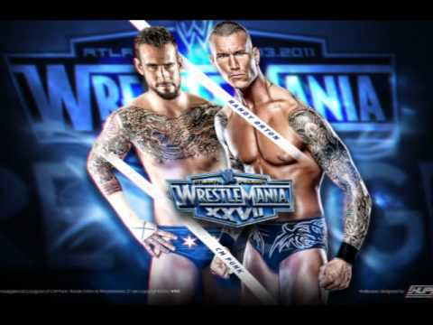 WWE Wrestling Mania 27 Theme Song