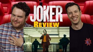 Joker - Movie Reaction / Review / Rating