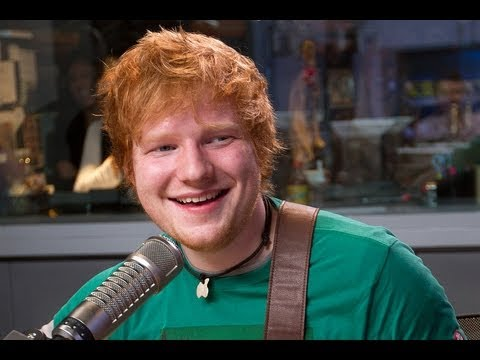"""Ed Sheeran - """"The A Team"""" (Acoustic) 