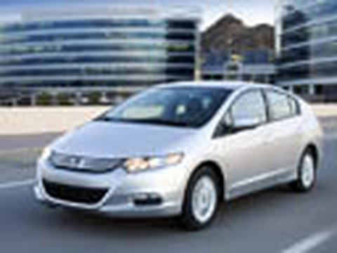 65+ MPG! - 2010 Honda Insight