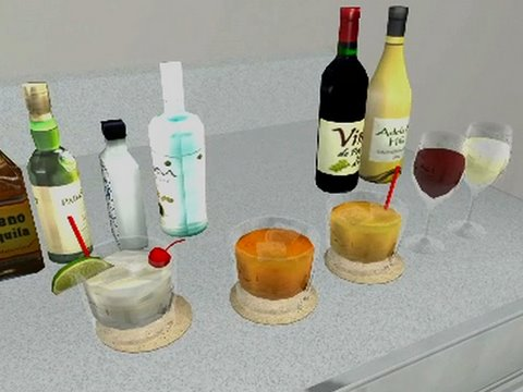 Virtual Alcohol Control