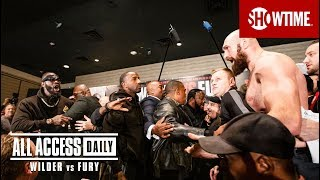 ALL ACCESS DAILY: Wilder vs. Fury | Part 2 | Sat, Dec 1 on SHOWTIME PPV