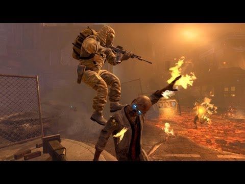 COD Black Ops 2 Zombies Fun Part 7 1080p
