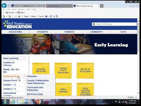 Early Childhood Classroom Assistant Teacher Authorization