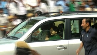 Jayalalithaa to Become Chief Minister Again –Jayalalitha Come Out of Home after 217 Days