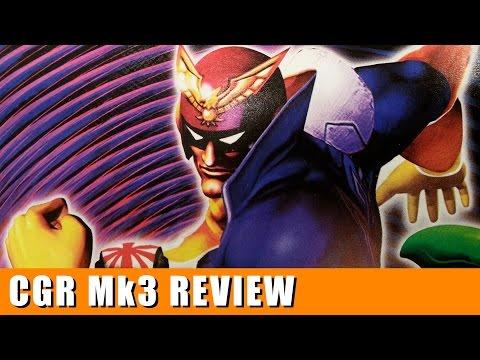 Classic Game Room - F-ZERO GX review for Nintendo GameCube