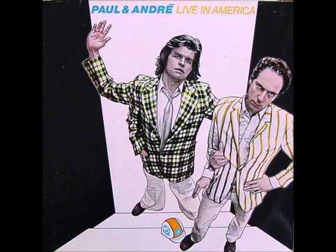 Het Tragisch Duo Paul en André - Keetje