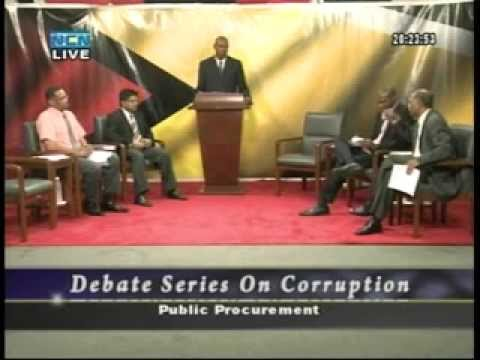 NCN Corruption Debate EP5: Procurement PT2