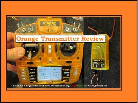 The Orange Transmitter. A Comprehensive test review by NightFlyyer.