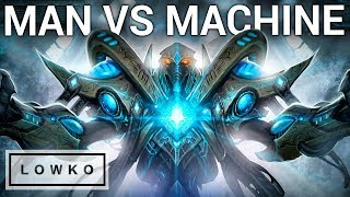 StarCraft 2: Google DeepMind AlphaStar (A.I.) vs Pro Gamer!