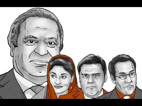 PTI Lawyer Naeem Bukhari files Petition against PM Nawaz in Supreme Court