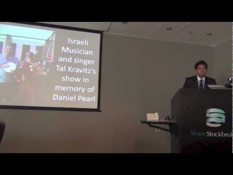 India, Islam and Israel in the 21st Century - Dr Navras Jaat Aafreedi