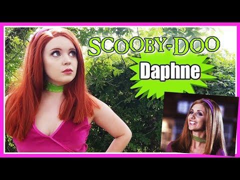 DAPHNE BLAKE TRANSFORMATION (MOVIE VERSION) COSPLAY/COSTUME TUTORIAL