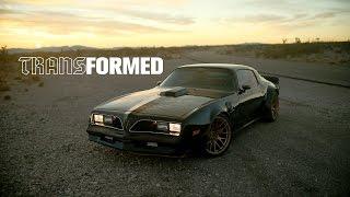 This Pontiac Firebird Trans Am Has Been Transformed