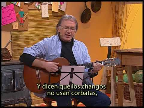 Luis Pescetti - Los Changos