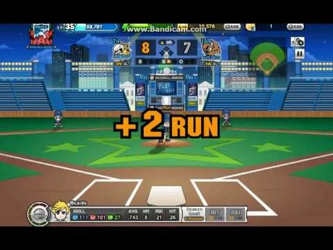 Baseball HeroesBaseball, FACEBOOK GAMES,