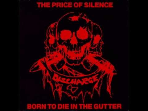 Discharge - Born To Die In The Gutter