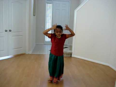 Neharika's Dance (mooshika Vaahana And Aangikam Bhuvanam) video