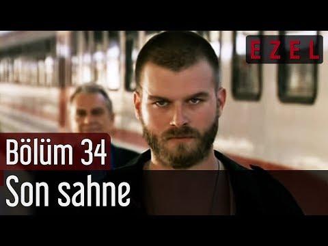Ezel 35.Bölüm | Kenan İmirzalioğlu - Kıvanç Tatlıtuğ Sahnesi