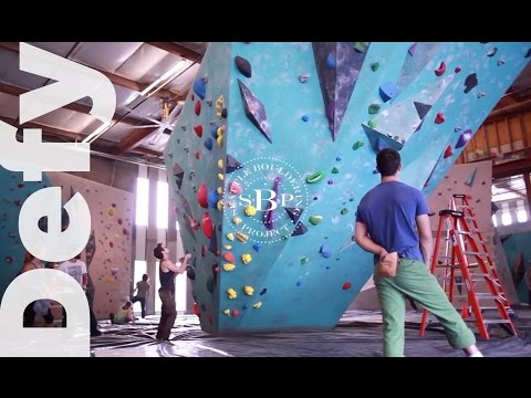 Seattle Bouldering Project Routesetting
