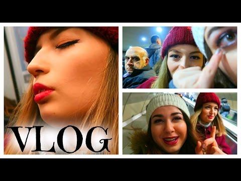 VLOG|| Meryem Can Metroda uyurken yakalandı. ŞOOOK Görüntüler.!