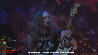 2 MINUTES TO MIDNIGHT - ED HUNTERS PLAYS IRON MAIDEN (SKULLROCK TRIBUTE TOUR 2020)