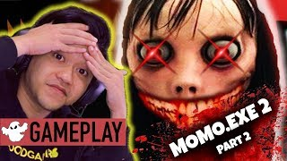 The Fastest Way To Escape From Momo - Momo.Exe 2 Gameplay